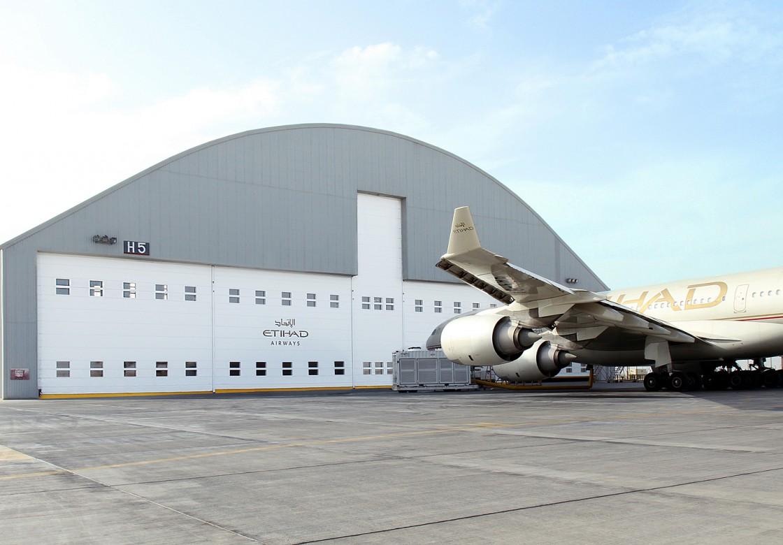 Delicieux Aircraft Hangar Doors