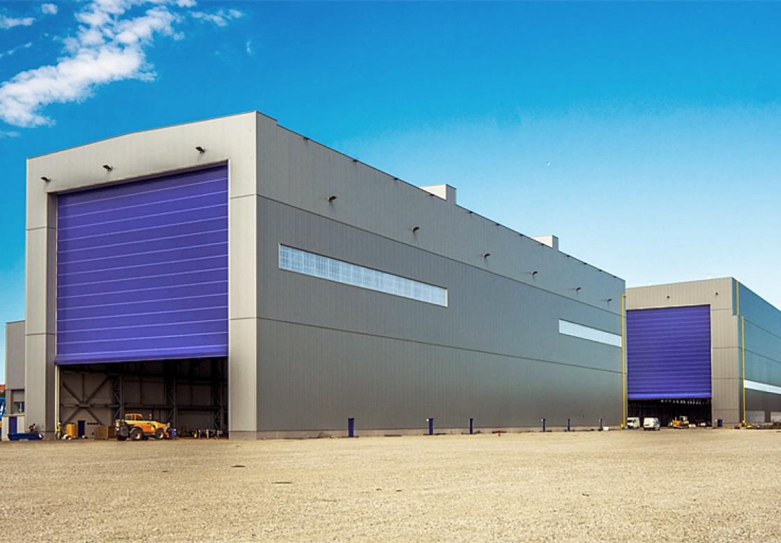 Shipyard doors and harbour doors for high wind conditions » Ch&ion Door & Shipyard doors and harbour doors for high wind conditions » Champion ...