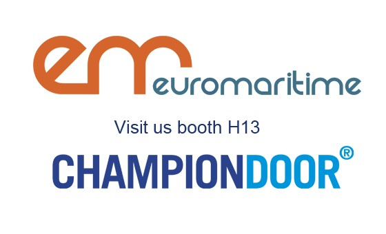 Euromaritime 2020 Champion Door