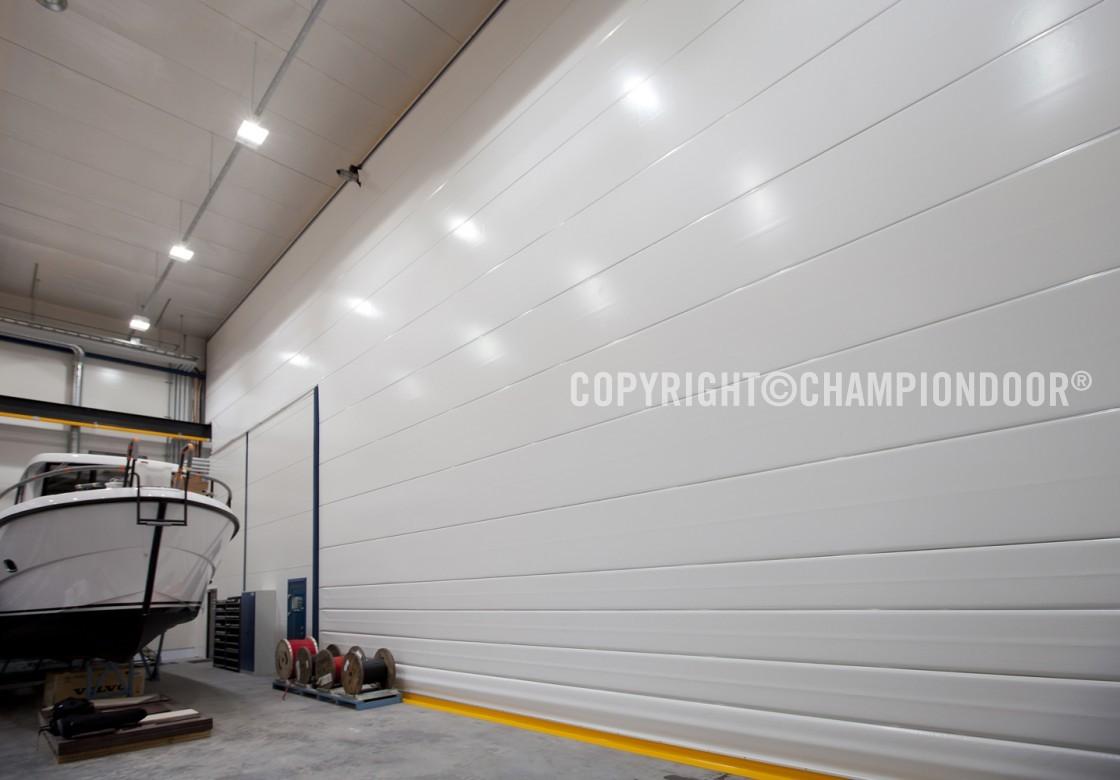 1 & Craneway doors - Champion Door - Crane door » Champion Door