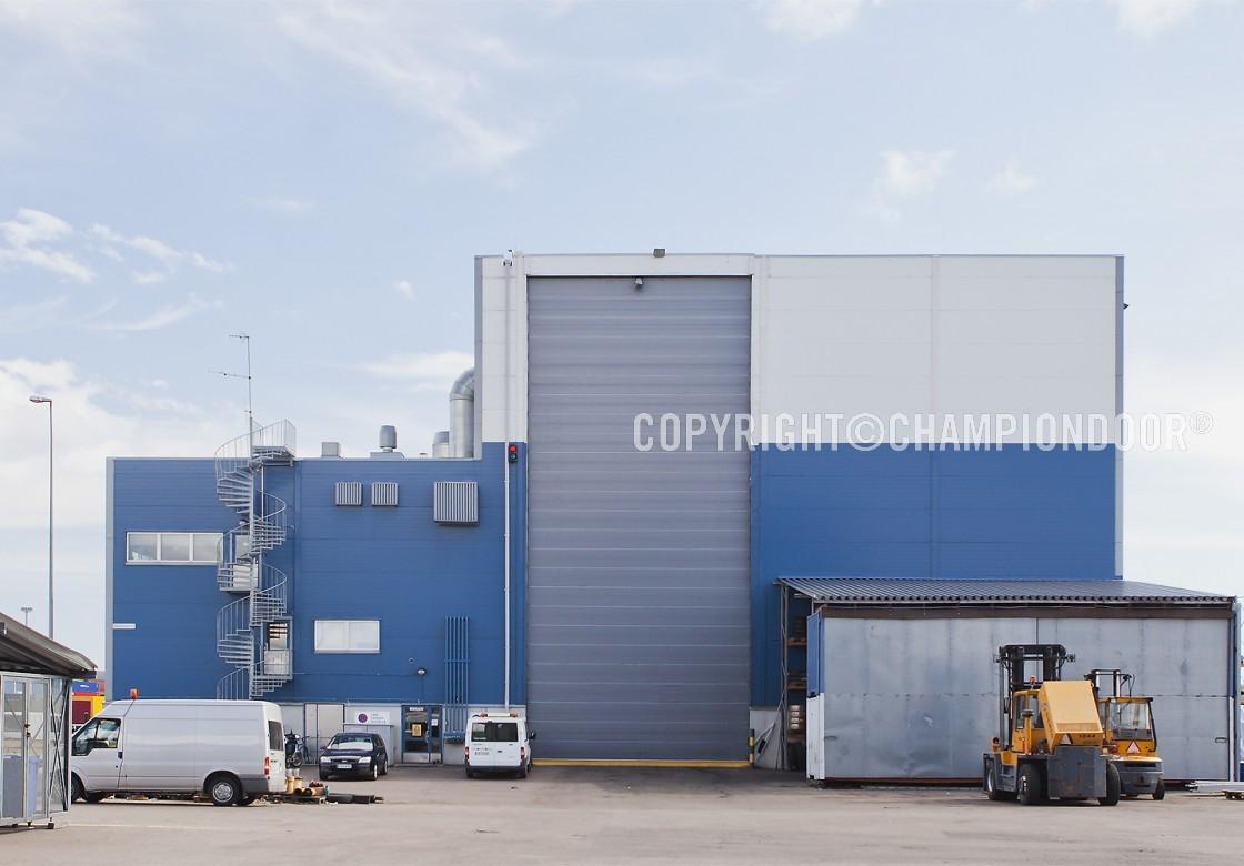 1 & NK2 Double - Industrial doors and shipyard doors - Champion Door ... pezcame.com
