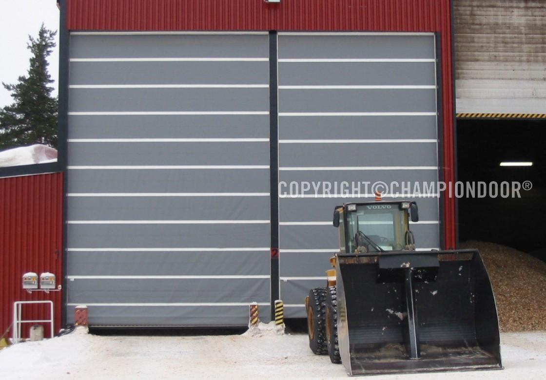 Ch&ion Door NK 2 Double & NK2 Double - Industrial doors and shipyard doors - Champion Door ... pezcame.com