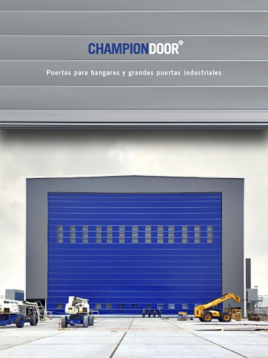 Champion Door ES Folleto Puertas Industriales