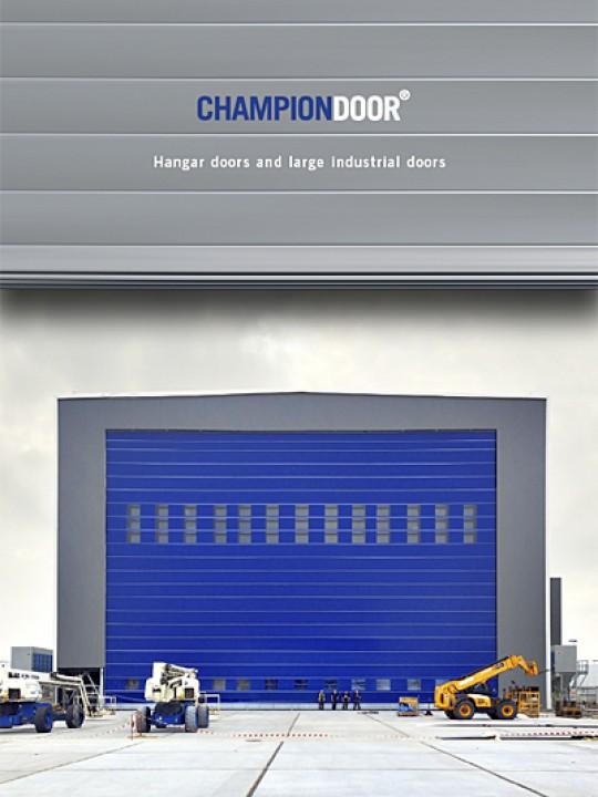 Ch&ion Door Industrial Doors brochure & Brochures » Champion Door Pezcame.Com