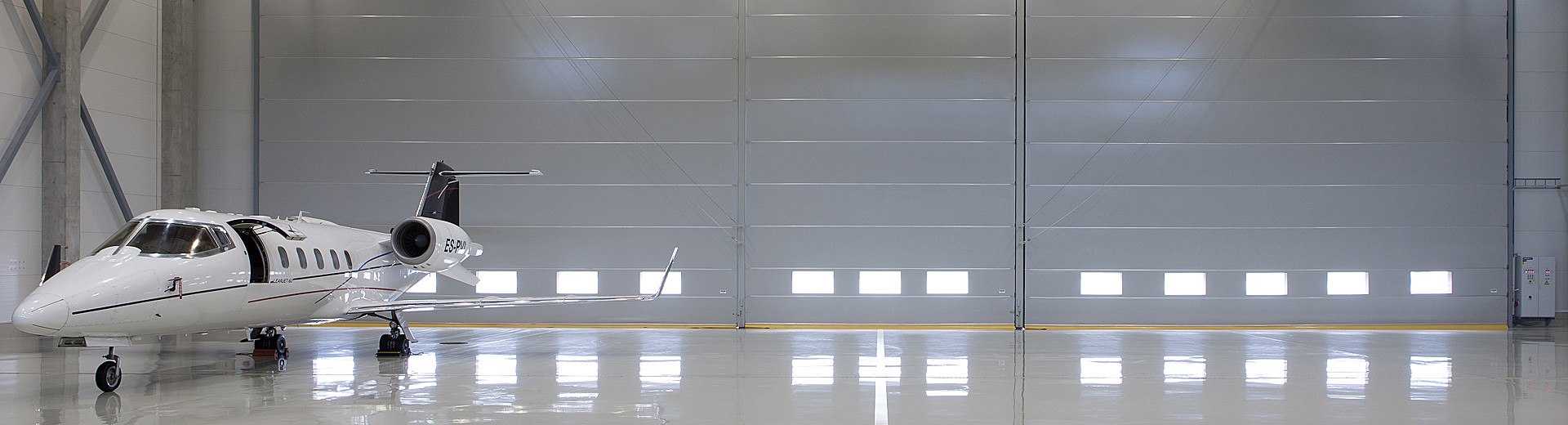 Champion Door Hangar Doors And Large Industrial Doors Champion Door